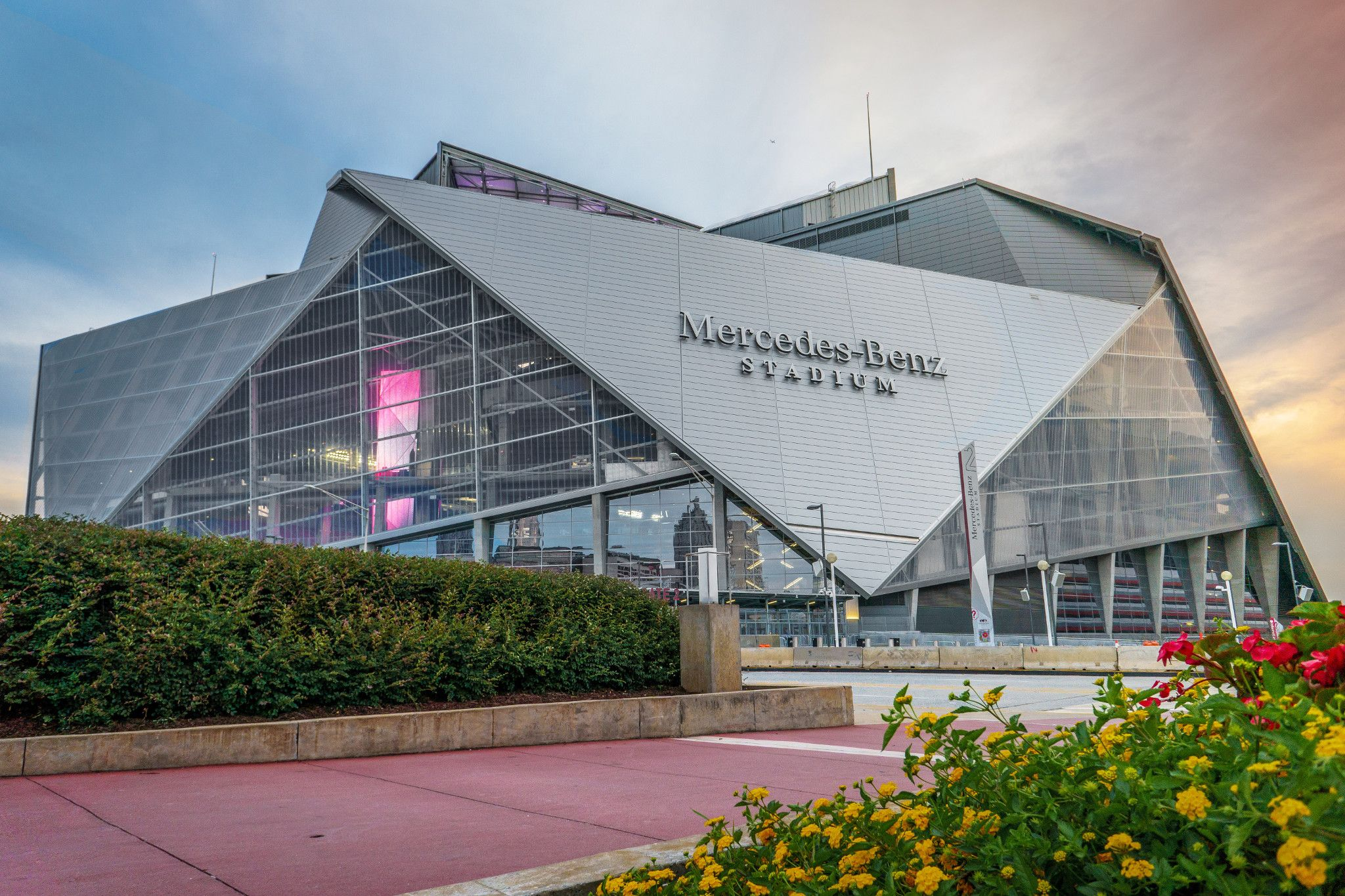Mercedes Benz Stadium HDScores
